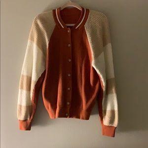 Sweaters - Sweater cardigan for women
